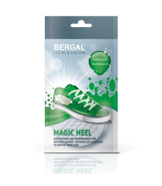 Анатомична стелка BERGAL MAGIC HEEL